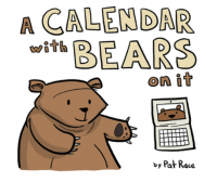 A Calendar With Bears On It by Pat Race